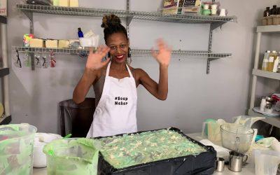 MasterBatching Handmade Soap